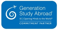 Generation Study Abroad Commitment Partner logo